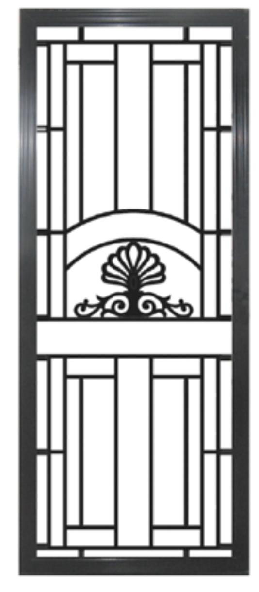 Pattern Grille Doors Fleming Security Doors Amp Screens